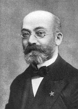L. L. Zamenhof, 1908